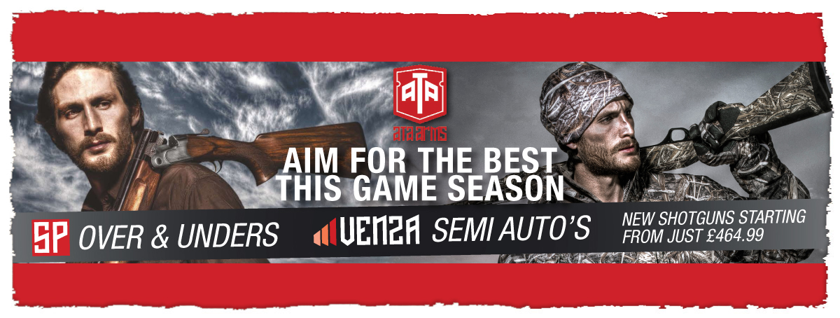 ATA Game Season Shotguns