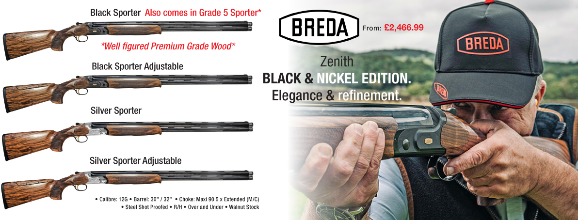 Breda Shortguns