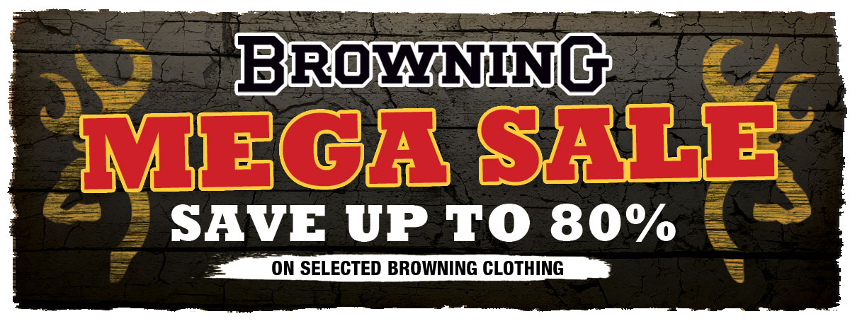 Browning Mega Sale