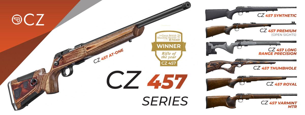 Award Winning Rimfire Rifles