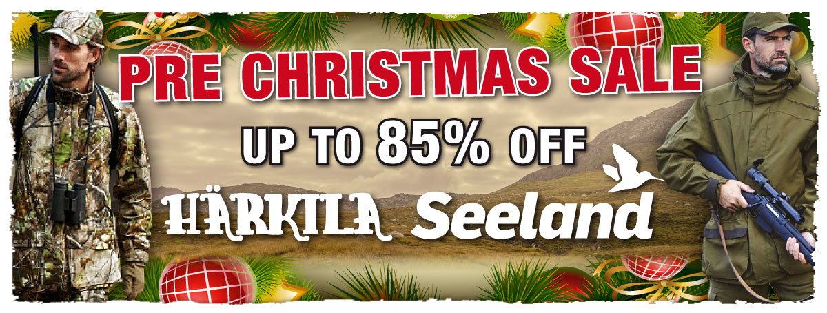 Pre Christmas Sale Seeland and Harkila