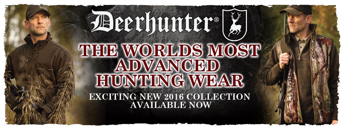 Deerhunter 2016 Collection