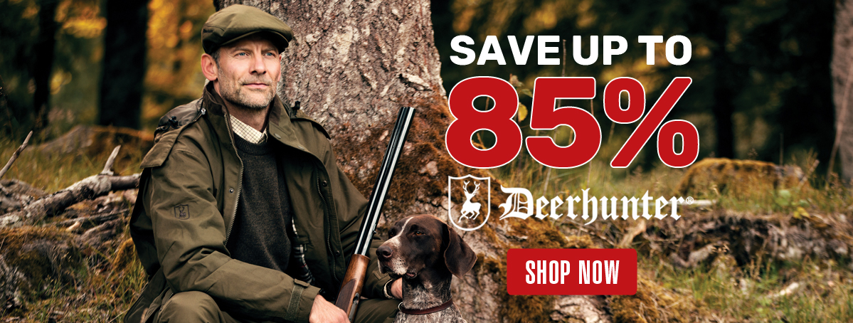Deerhunter Clothing added to Clearance | Save up to 70%