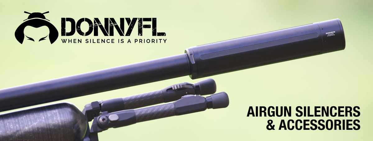 DonnyFL Airgun Silencers & Accessories