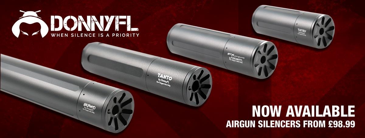 DonnyFL Airgun Silencers & Accessories