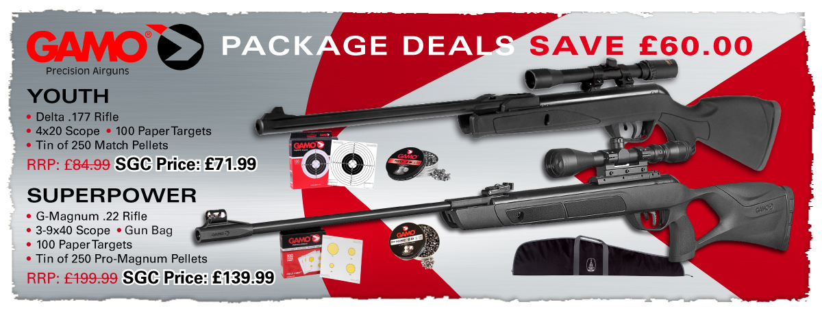 Gamo Package Deal