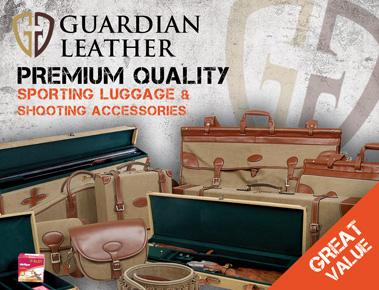 Guardian Leather Shotgun Cases