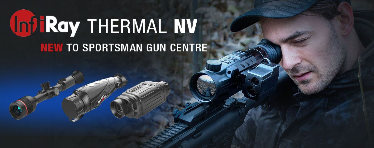 InfiRay Thermal Nightvision Now Available