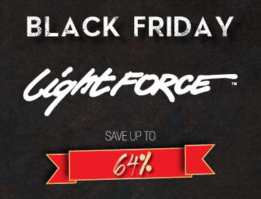 LightFORCE Black Friday Deals