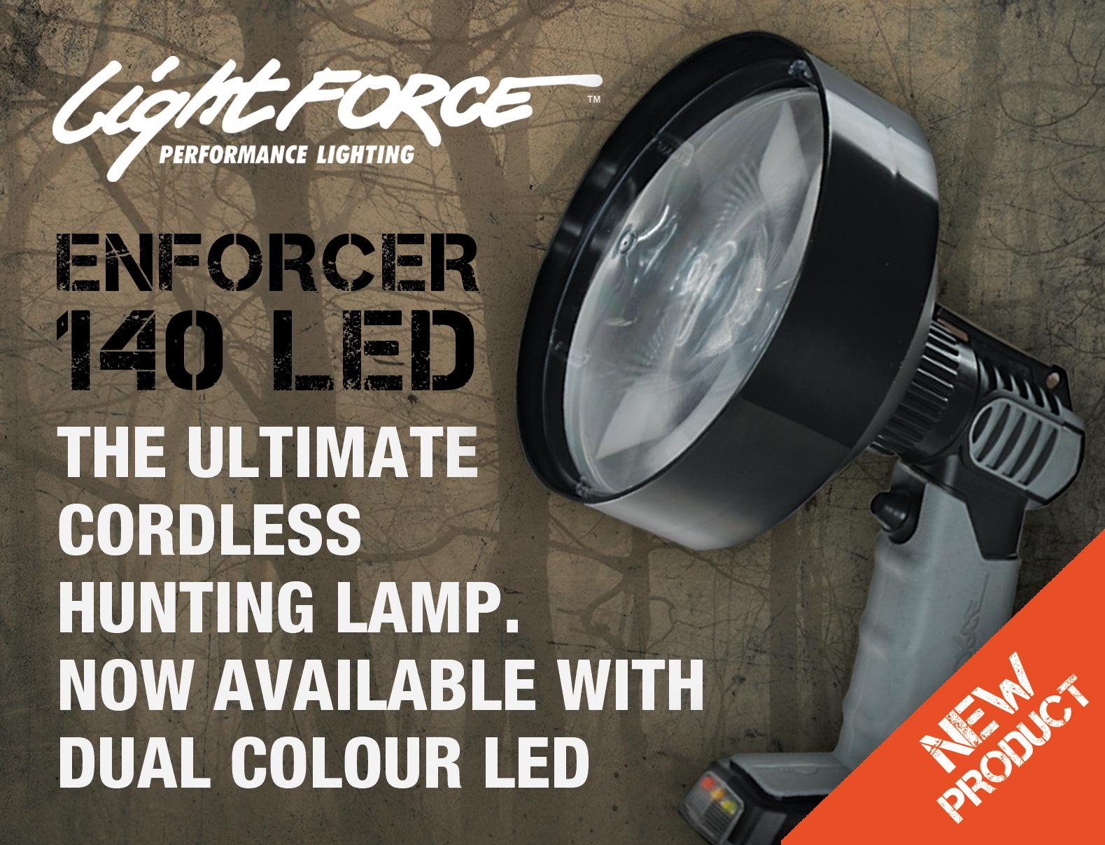 Lightforce Enforcer LED