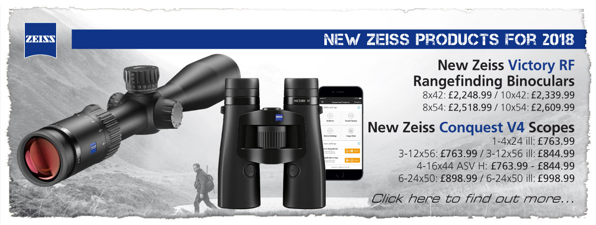 New Zeiss Products - Order now!
