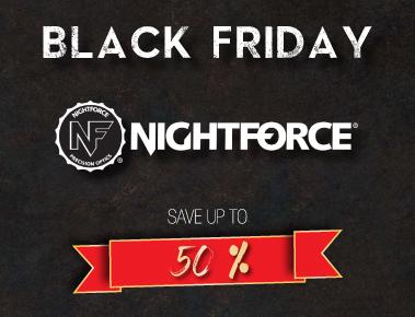 NIGHTFORCE Black Friday Deals