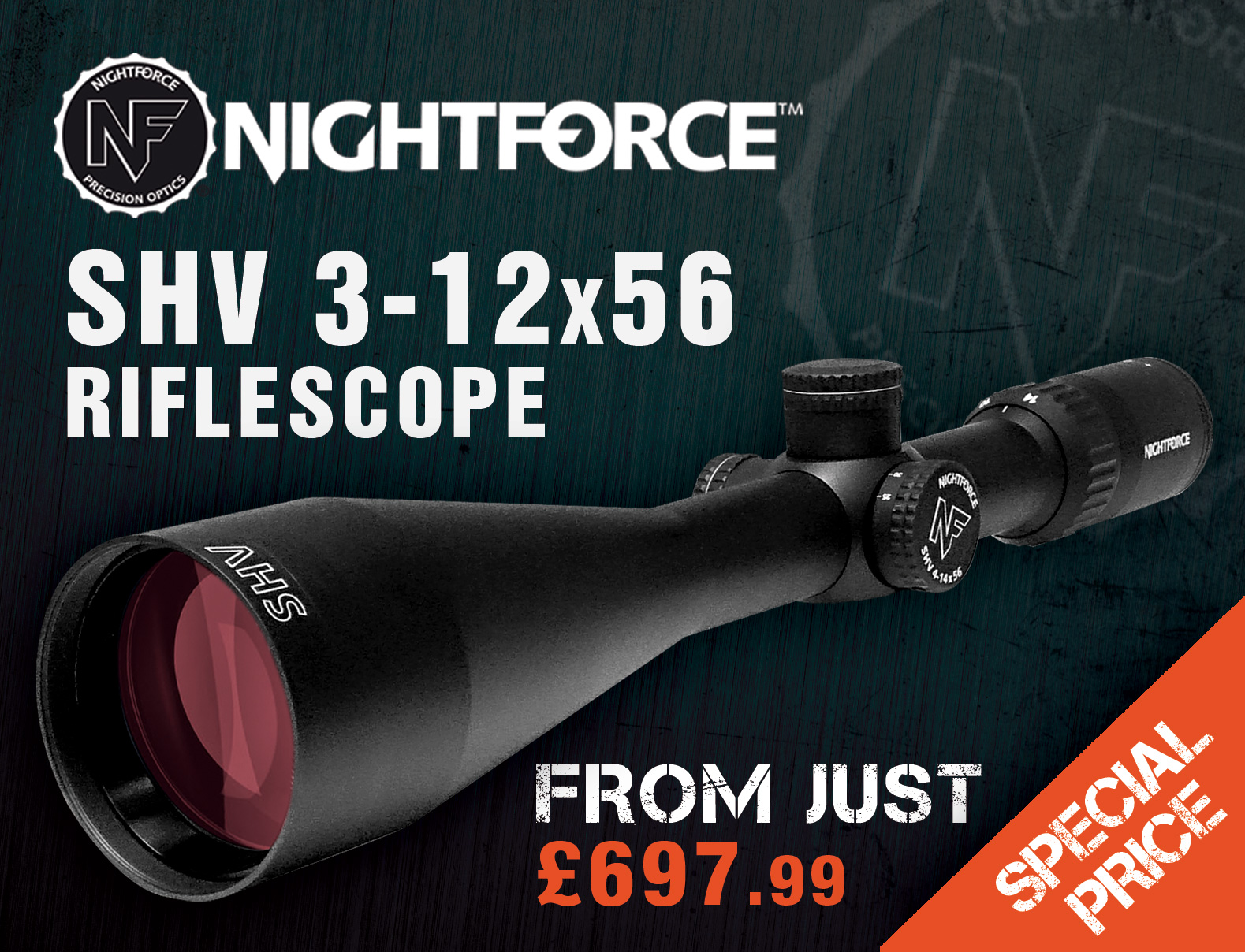 Nightforce SHV 3-12x56