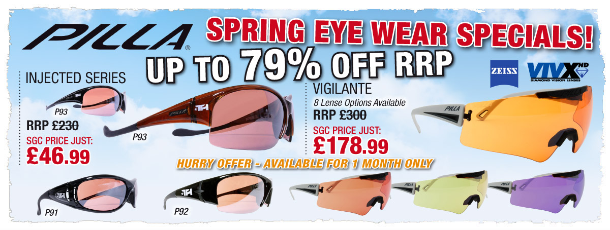 Pilla Spring Promo - Save Up To 79% on RRP