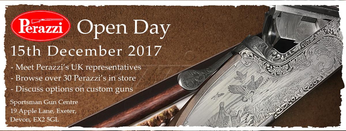 Perazzi Open Day