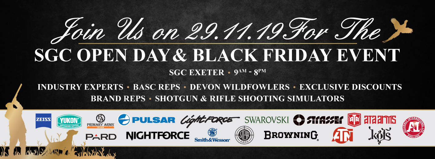 Open Day and Black Friday Event