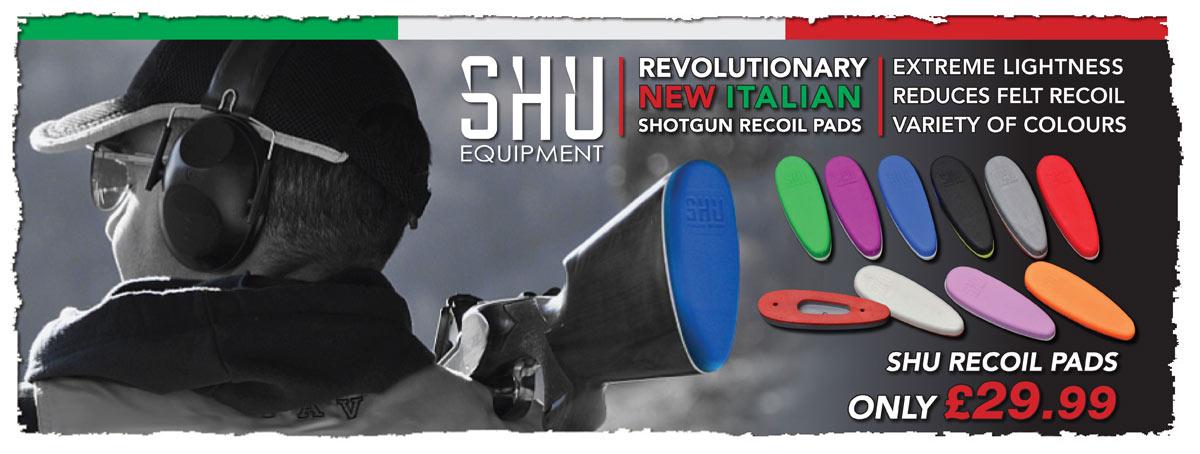 Shu Recoil Pads