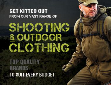 Shooting Attire and Footwear