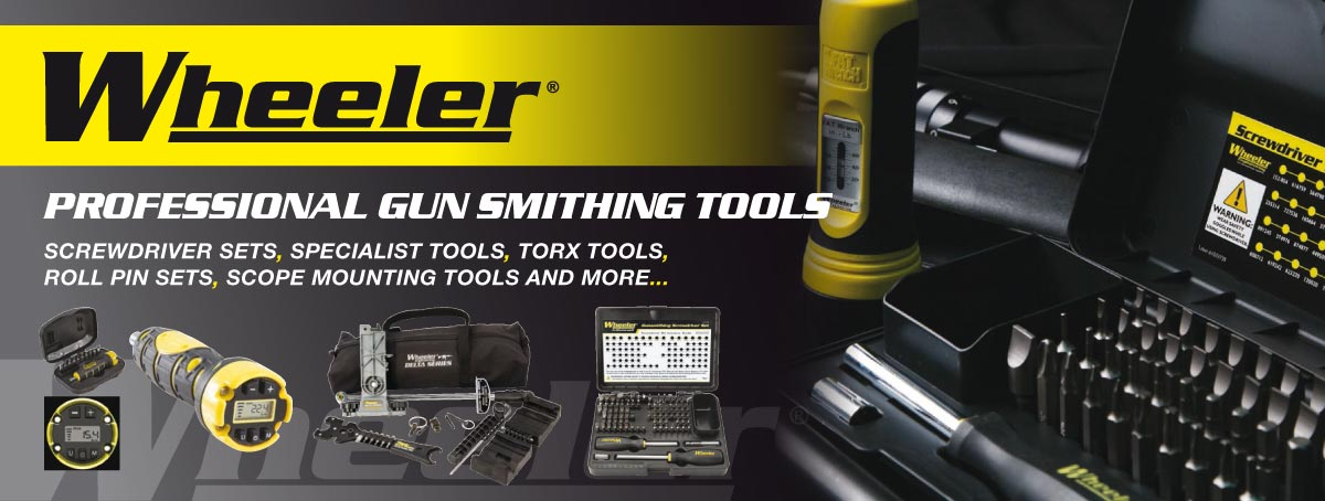 Wheeler Professional Gunsmithing Tools