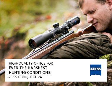 Zeiss V4 Rifle Scopes