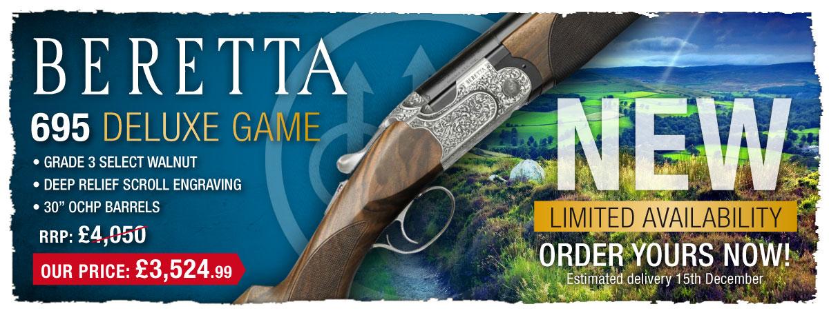 New Beretta 695