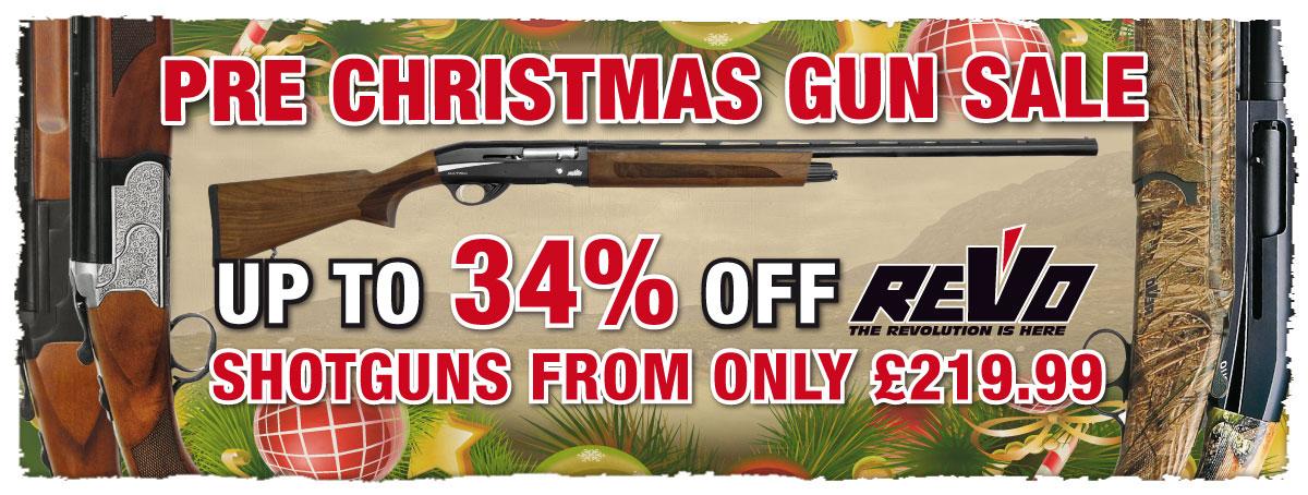 Pre Christmas Sale Revo Offer