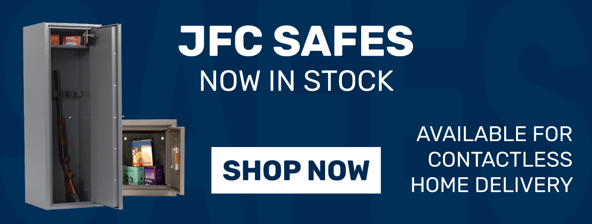 JFC Safes - In Stock