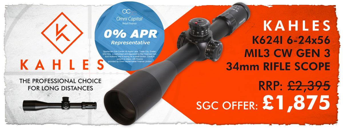 Kahles Riflescopes