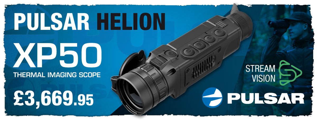 Pulsar Helion Thermal Imaging Scope