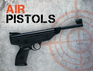 New Air Pistols For Sale | CO2 Air Pistols, Spring & PCP