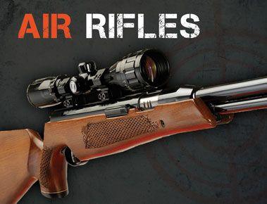 New Air Rifles
