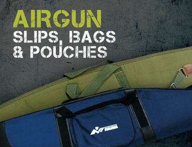 Airgun Slips, Bags and Pouches