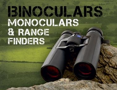 Binoculars, Monoculars & Rangefinders