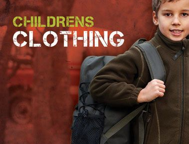 Childrens Shooting Clothing