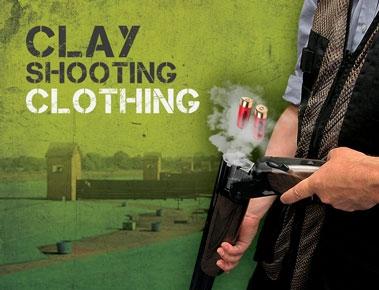 Clay Shooting Clothing