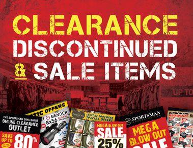 Mega Blowout Accessories Sale