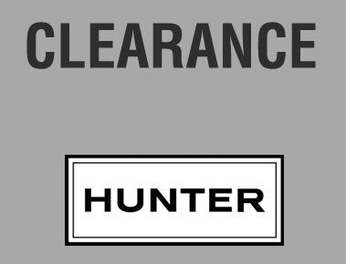 Clearance Hunter