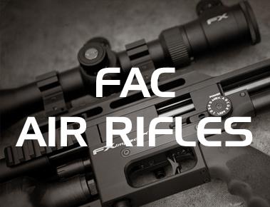 FX FAC Air Rifles