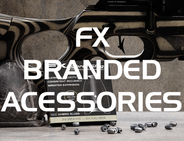 FX Branded Accessories