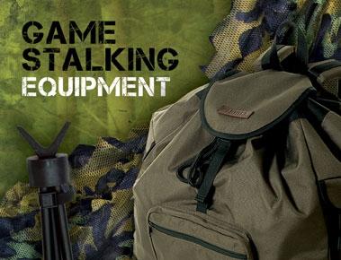 Game Stalking Equipment