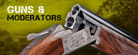 Guns & Moderators