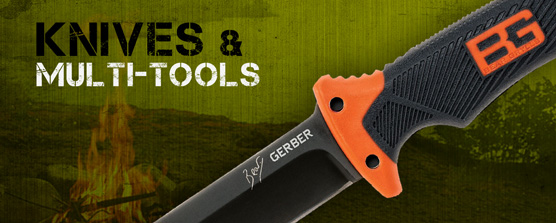 Knives & Multi Tools
