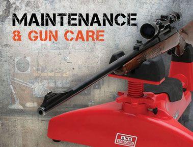 All Maintenance & Gun Care