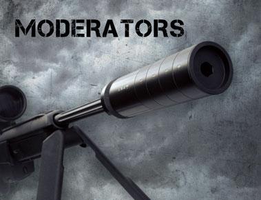 Buy Moderators Online at The Sportsman Gun Centre