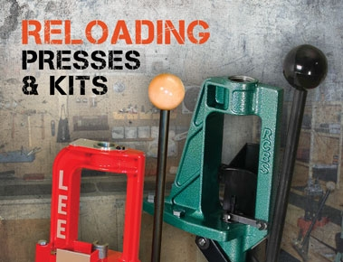 Reloading Supplies - Loading Kits & Presses, Dies, Reloading