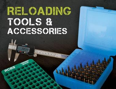 Reloading Supplies - Loading Kits & Presses, Dies, Reloading