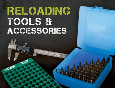 Reloading Tools and Accessories