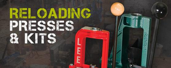 Reloading Presses & Press Kits