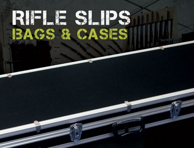 Rifle Slips, Bags & Cases