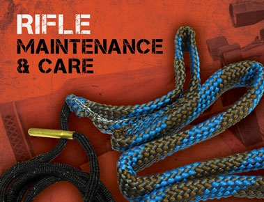 Rifle Care & Maintenance